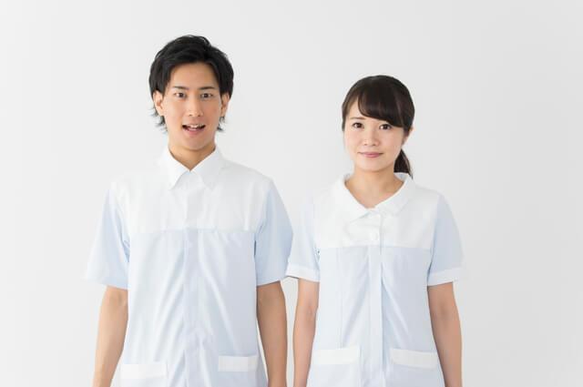 介護職員の男女