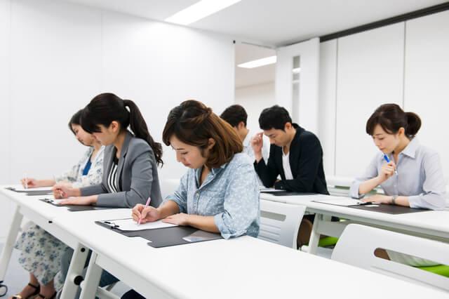 初任者研修の授業風景