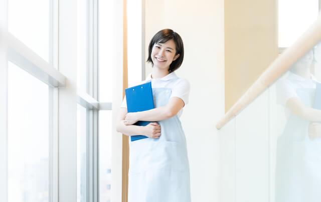 介護職員初任者研修を取得した女性